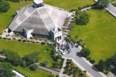 Aerial Shot of St Maurs0002