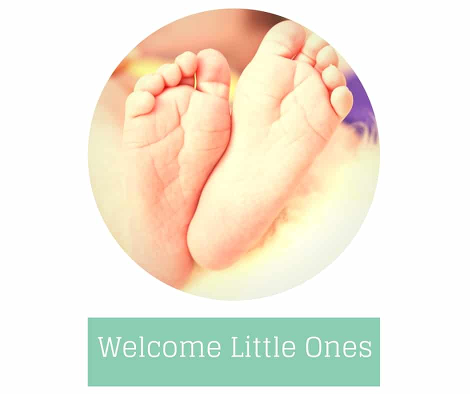 Welcome Little Ones